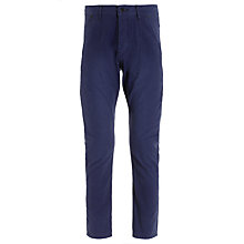Buy Denham Apache Worker Chinos, China Blue Online at johnlewis.com