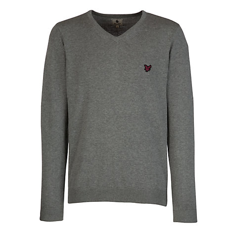 Buy Lyle & Scott V-Neck Jumper Online at johnlewis.com