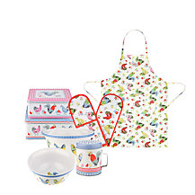 Cath Kidston Chicken Kitchen Accessories