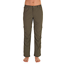 Buy The North Face Horizon Convertible Pants, New Taupe Green Online at johnlewis.com