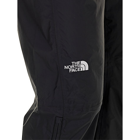 Buy The North Face Venture 1/2 Zip Pants, TNF Black Online at johnlewis.com