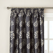 Buy John Lewis Whisper Allium Pencil Pleat Curtains Online at johnlewis.com