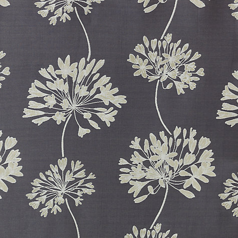 Buy John Lewis Whisper Allium Lined Pencil Pleat Curtains Online at johnlewis.com