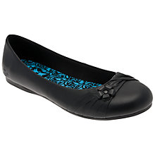 Buy Start-rite Angry Angels Minx Shoes, Black Online at johnlewis.com