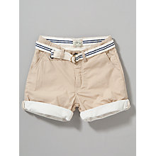 Buy Scotch Shrunk Chino Shorts, Natural Online at johnlewis.com