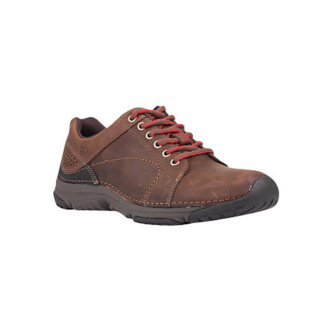 Buy Timberland Front Country Full Grain Leather Shoes, Gaucho Online at johnlewis.com