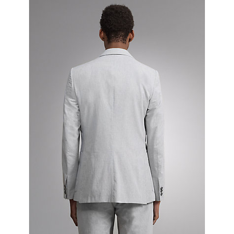 Buy Joe Casely-Hayford for John Lewis Turkana Puppytooth Blazer, Black Online at johnlewis.com