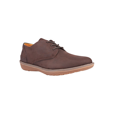 Buy Timberland Front Country Travel Oxford Shoes, Chocolate Online at johnlewis.com