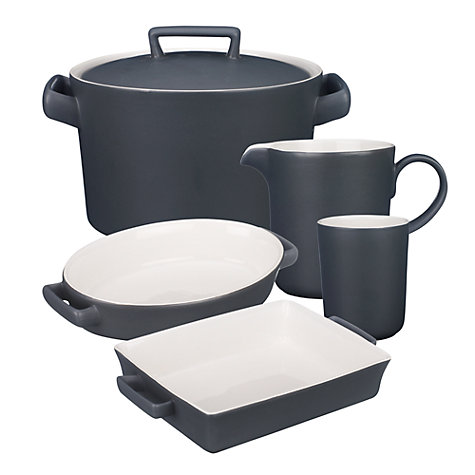Buy House by John Lewis Ceramic Cookware Online at johnlewis.com