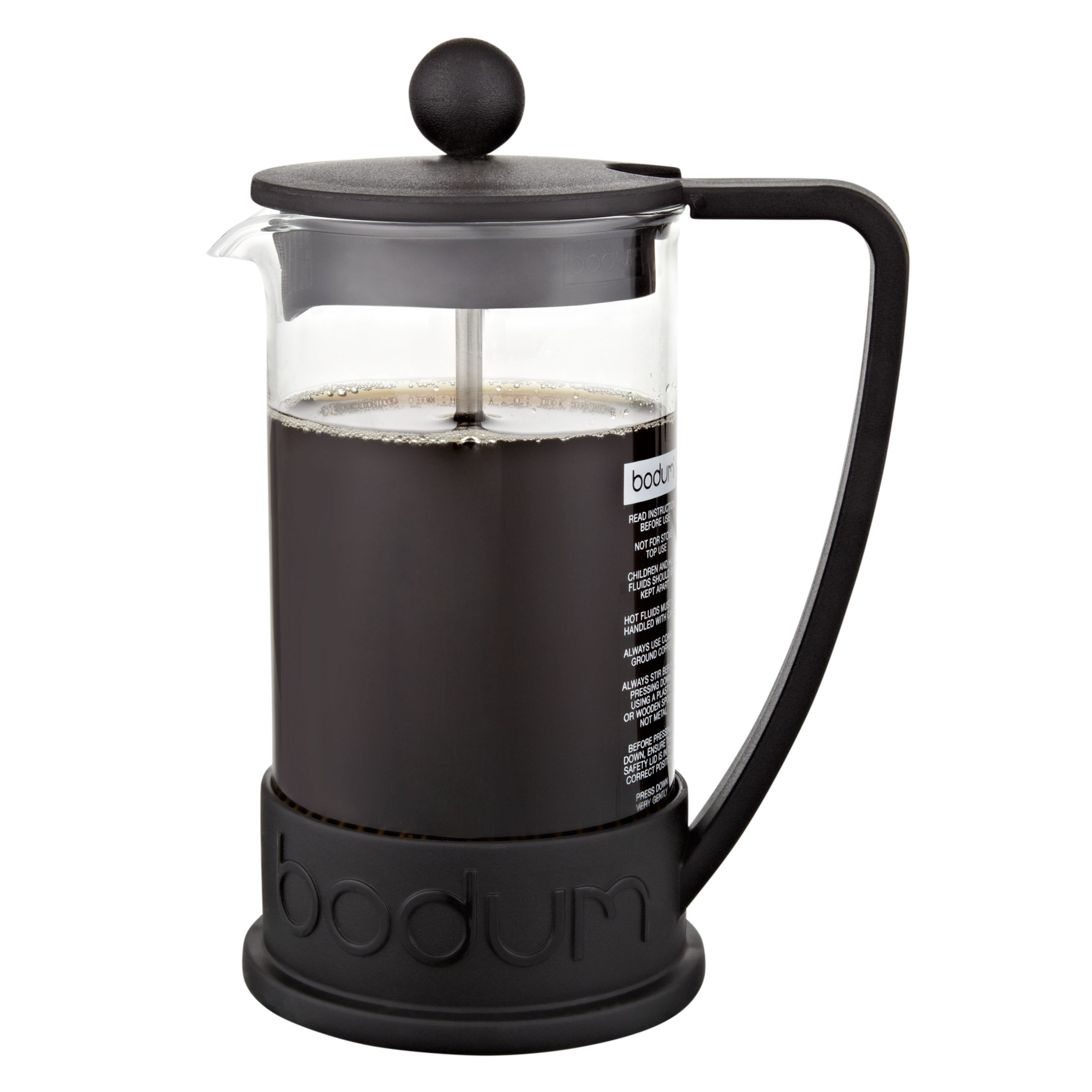 Buy Bodum Brazil French Press Coffee Maker John Lewis