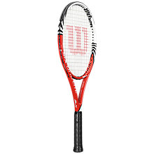 Buy Wilson Six.One Lite BLX Tennis Racket Online at johnlewis.com