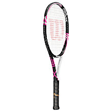 Buy Wilson Blade Lite Tennis Racket Online at johnlewis.com