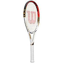 Buy Wilson Federer Pro Tennis Racket Online at johnlewis.com