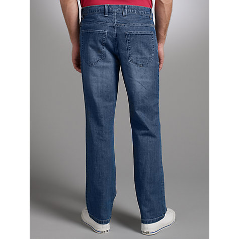 Buy John Lewis Stretch Ringspun Jeans Online at johnlewis.com