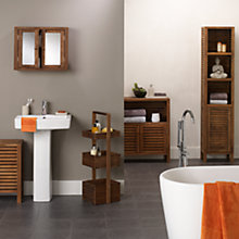 Buy John Lewis Jakarta Bathroom Furniture Range  Online at johnlewis.com