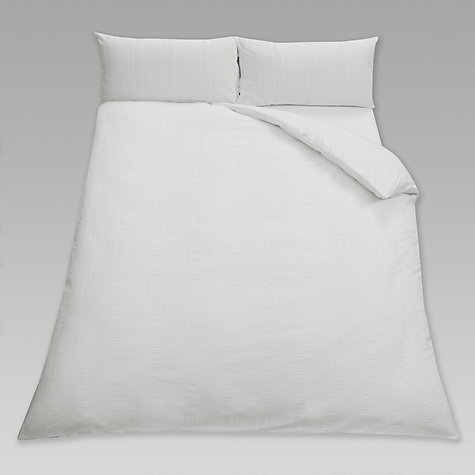 Buy John Lewis Erin Timeless Seersucker Duvet Covers Online at johnlewis.com