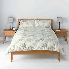 Buy John Lewis Passion Flower Duvet Cover and Pillowcase Set Online at johnlewis.com