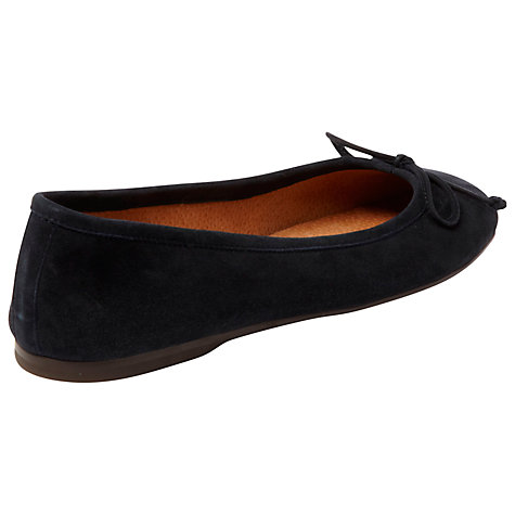 Buy Hobbs Prior Square Toe Ballerina Pumps Online at johnlewis.com