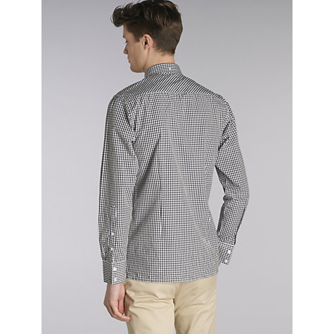 Buy Merc Japster Gingham Check Shirt Online at johnlewis.com
