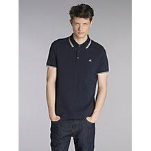 Buy Merc Tipped Polo Shirt Online at johnlewis.com