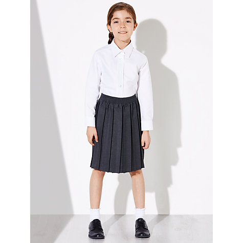 Fitted School Blouse 66