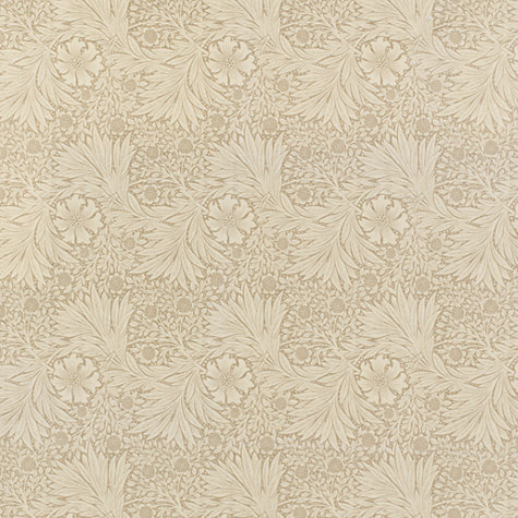 Buy Morris & Co Marigold PVC Tablecloth Fabric Online at johnlewis.com