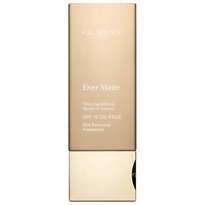 shop for Clarins Ever Matte Foundation SPF15 at Shopo
