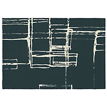 Buy Harlequin Strata Rug, Positive Online at johnlewis.com