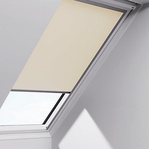 buy velux blackout roller blinds john lewis. Black Bedroom Furniture Sets. Home Design Ideas