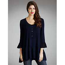 Buy Ghost Nikki Crepe Tunic Top Online at johnlewis.com