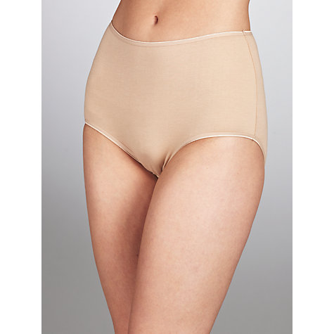 Buy John Lewis 5 Pack Full Briefs Online at johnlewis.com