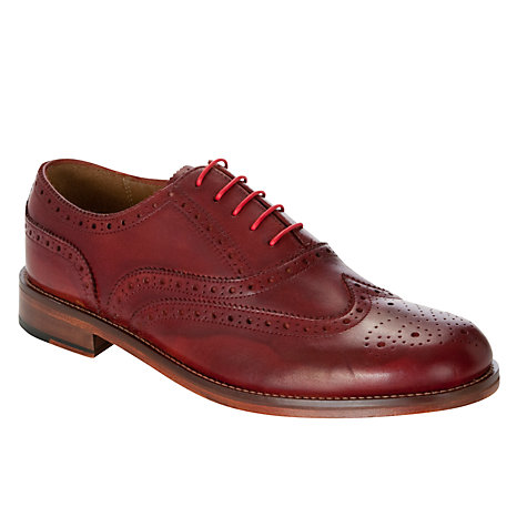 Buy Dune Axton Brogues Online at johnlewis.com