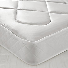 Buy John Lewis The Basics Open Spring Mattress, Single Online at johnlewis.com
