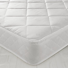 Buy John Lewis Water Resistant Open Mattress, Single Online at johnlewis.com