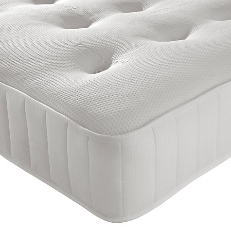 Buy John Lewis The Basics Pocket Divan and No Sprung Divan Set, Double Online at johnlewis.com