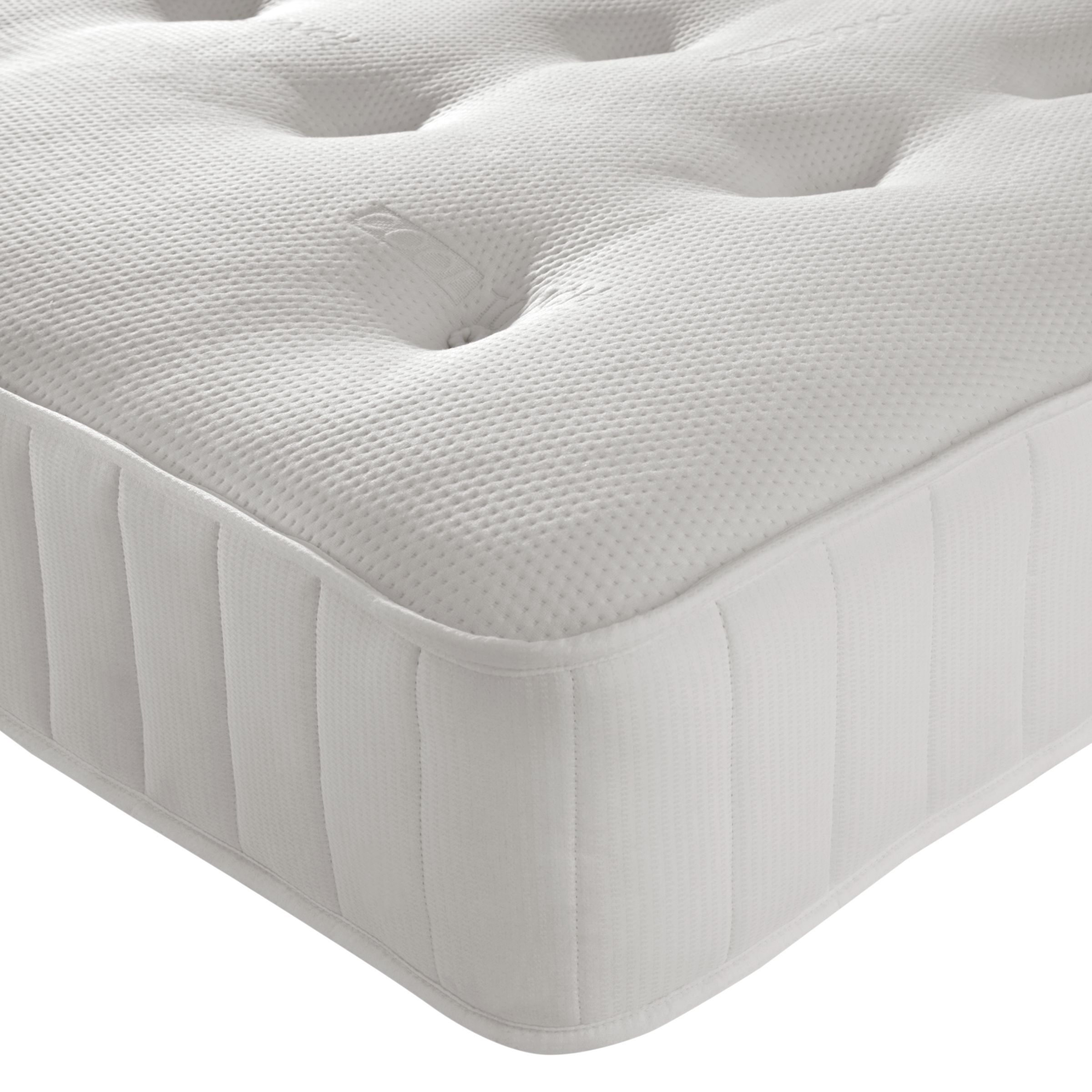 John Lewis The Basics Pocket Mattress, Kingsize