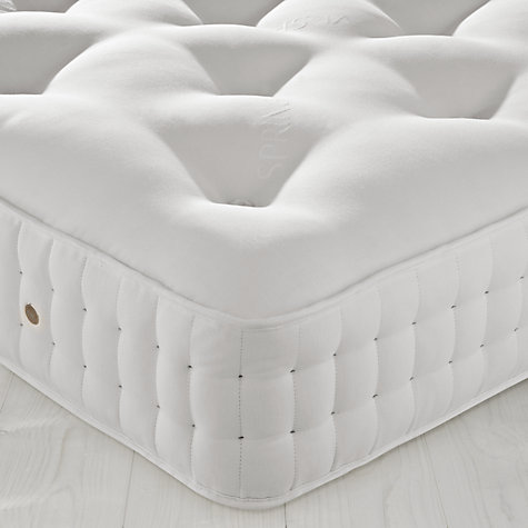 Buy Vi-Spring Hanbury Mattress, Double Online at johnlewis.com