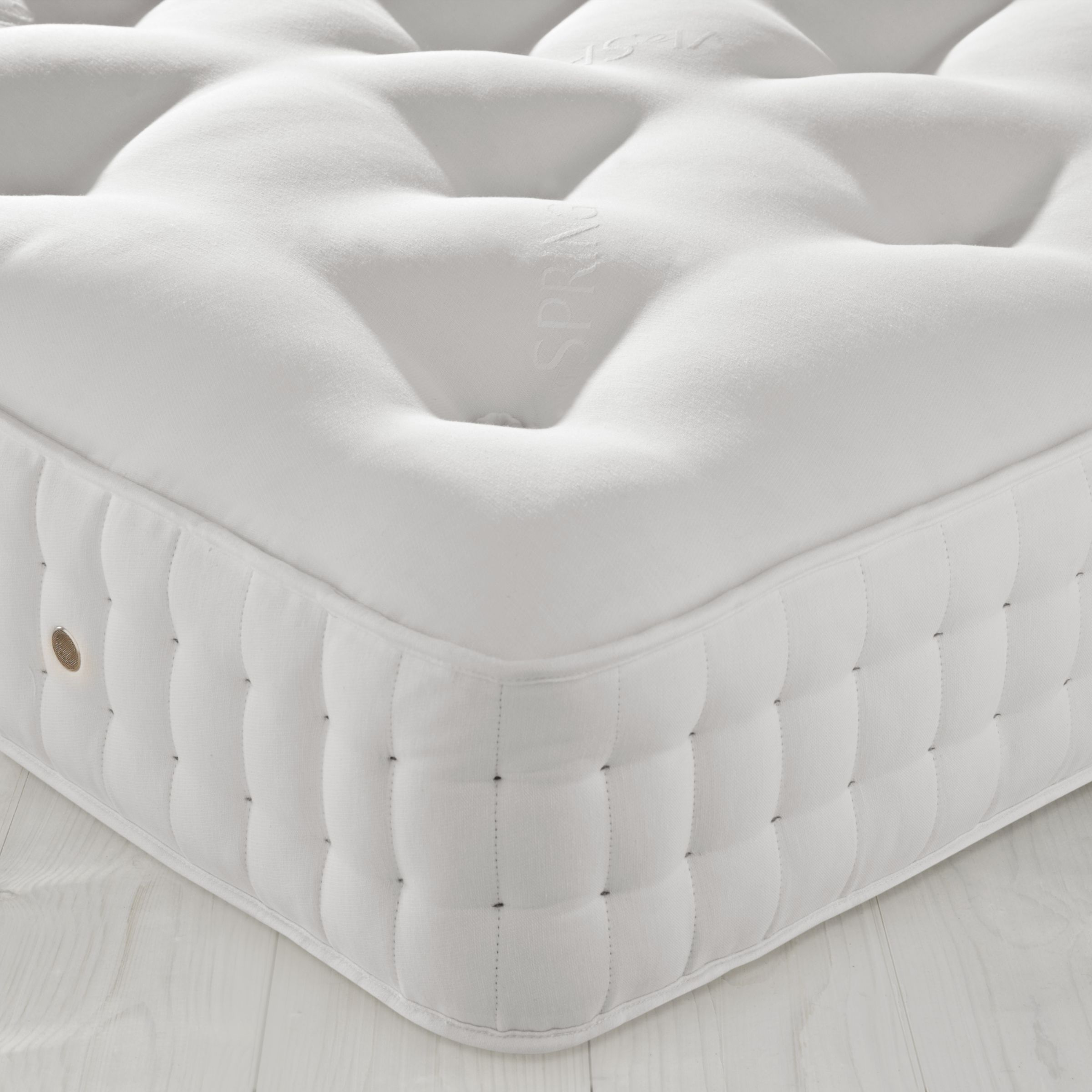 Vi-Spring Hanbury Mattress, Double
