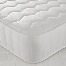 Buy John Lewis The Basics Memory Mattress, Double Online at johnlewis.com