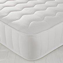 John Lewis The Basics Memory Mattress Range