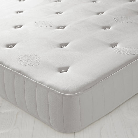 Buy John Lewis Pocket Comfort 1 Mattress, Double Online at johnlewis.com