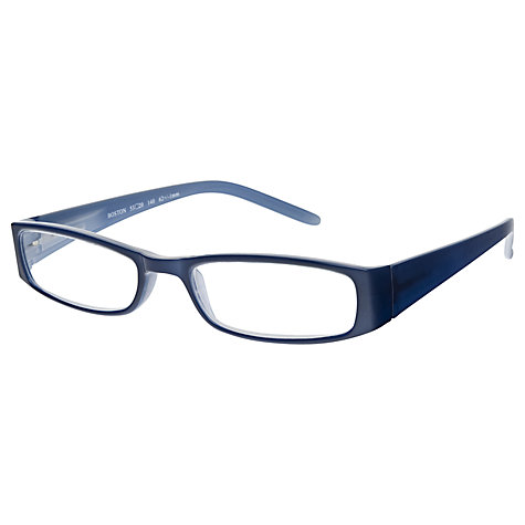 Buy Magnif Eyes Unisex Ready Readers Boston Glasses, Marine Online at johnlewis.com