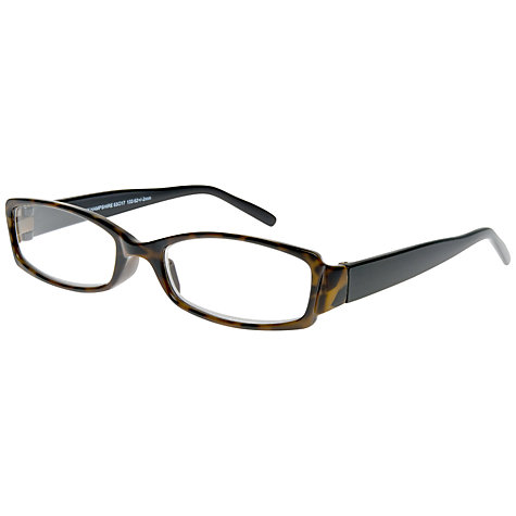 Buy Magnif Eyes Ready Readers New Hampshire Glasses, Shell Online at johnlewis.com