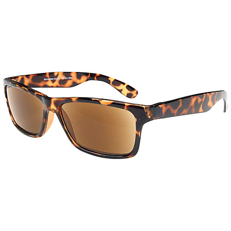 Buy Magnif Eyes Savannah Unisex Ready Reader Sunglasses, Tortoiseshell Online at johnlewis.com