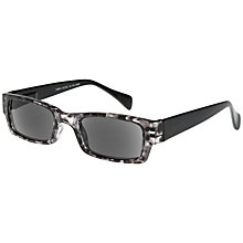 Buy Magnif Eyes Tampa Sun Reader Sunglasses, Pebble Online at johnlewis.com