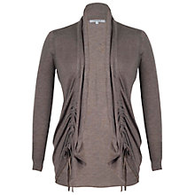 Buy Chesca Waterfall Drawstring Cardigan Online at johnlewis.com