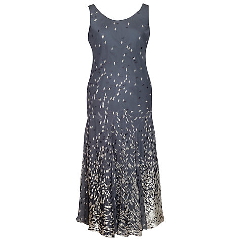 Buy Chesca Diamond Dress, Steel Online at johnlewis.com