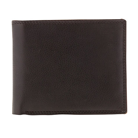 Buy John Lewis Bifold Wallet, Black Online at johnlewis.com
