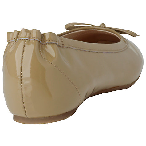 Buy L.K. Bennett Suki Patent Ballerina Pumps Online at johnlewis.com