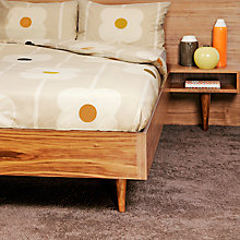 Buy Orla Kiely Abacus Bedding, Sand Online at johnlewis.com